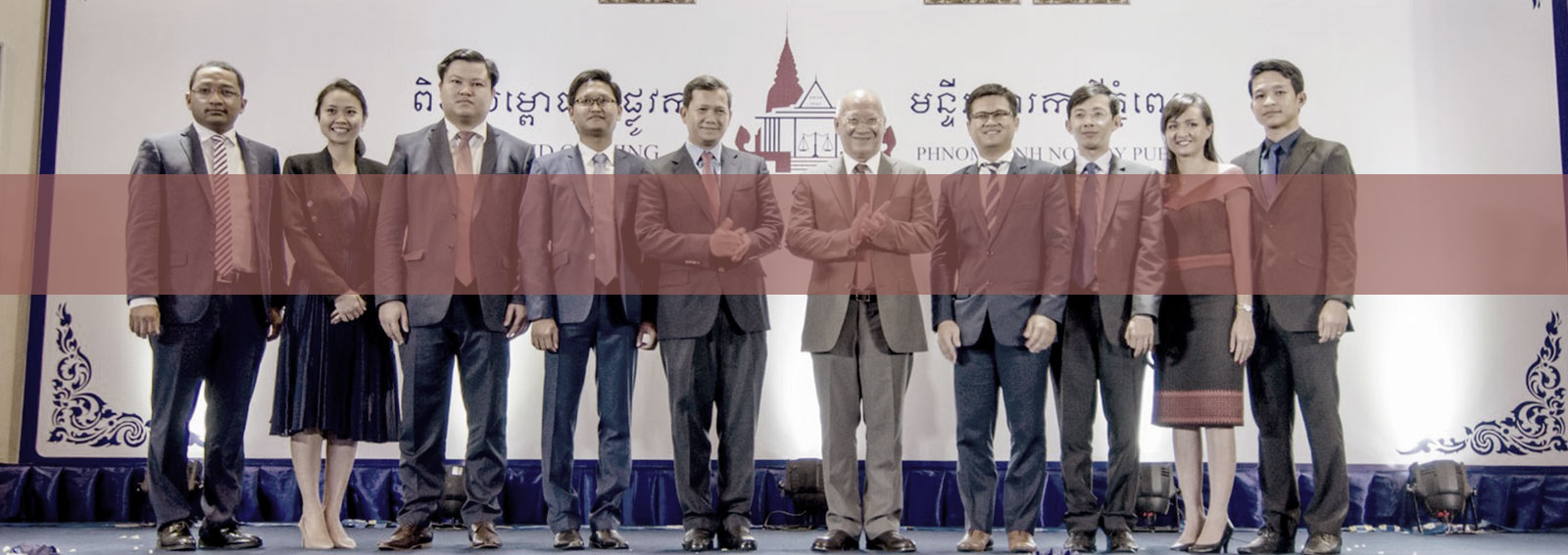 Official opening of Phnom Penh Notary Public